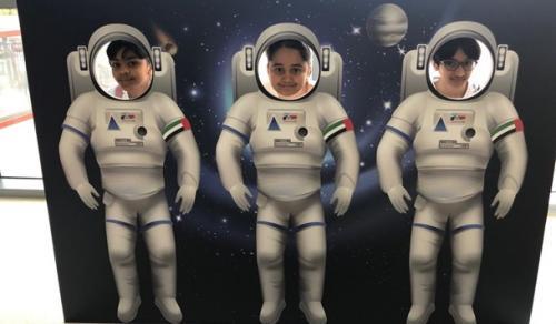 رواد  الفضاء في المستقبل